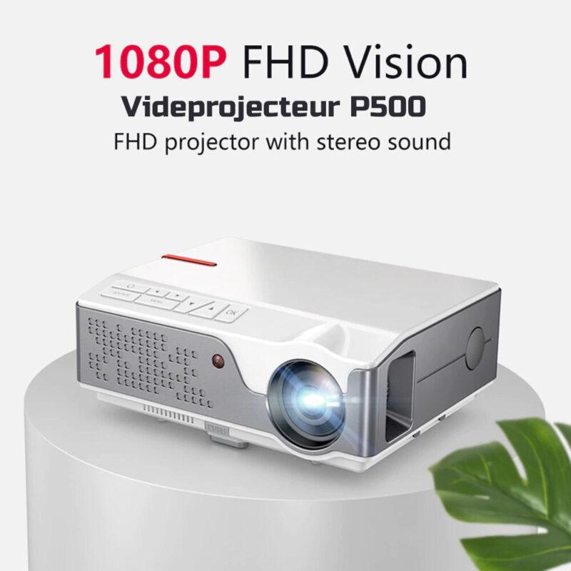 Vidéoprojecteur P500 01