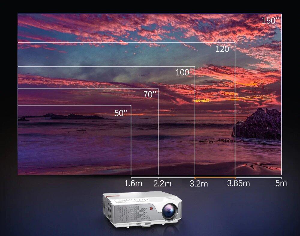 Vidéoprojecteur P500 19