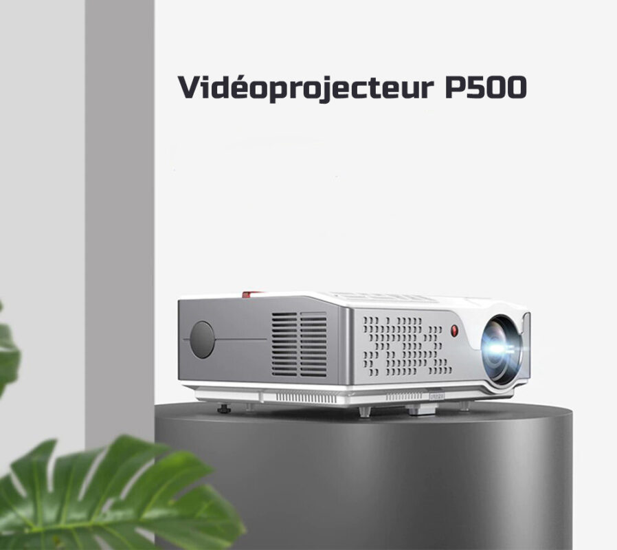 Vidéoprojecteur P500 21