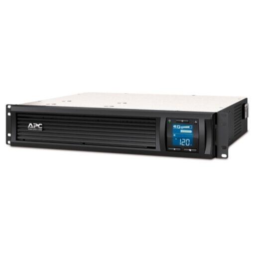 Onduleur Line-interactive APC Smart-UPS SMC 230V - 1500VA - Rack - SmartConnect (SMC1500I-2UC)