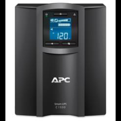 Onduleur Line-interactive APC Smart-UPS SMC 1500VA - 230V (SMC1500IC)
