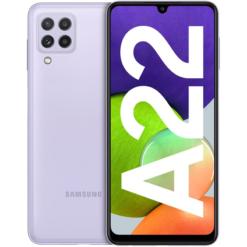 SAMSUNG Smartphone A22 ( SM-A225FLVHMWD)