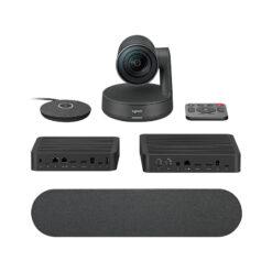 Système ConferenceCam Logitech Rally Ultra HD pour salles de réunion (960-001237)