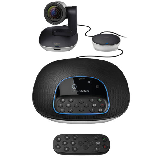 Système de Vidéoconférence Logitech Full HD - USB (960-001057)