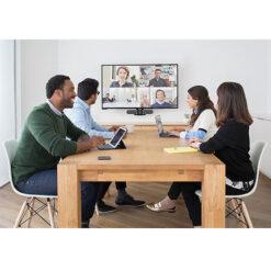 ConferenceCam Tout-en-un Logitech MeetUp pour petites salles de conférence (960-001102)
